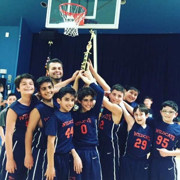 6thGradeBoysRedBasketballChampions.2-24-17